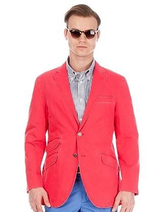 Hackett Blazer Clásica (Rojo)