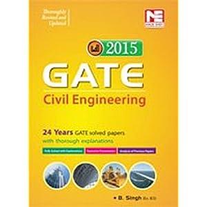 GATE - 2015: Civil Engineering