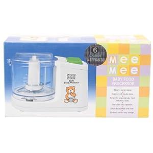 Mee Mee Baby Food Processor (White)