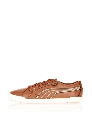 Puma Corsica RW 353695 Damen Sportive Sneakers (Braun (tortoise shell brown 03))