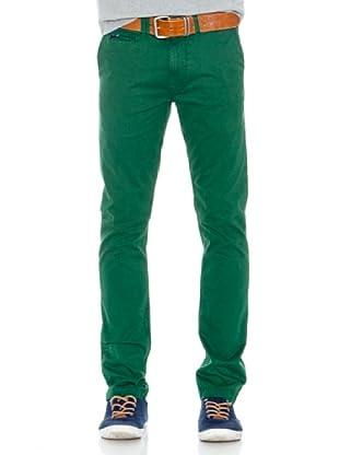Pepe Jeans Hose Bredon (Grün)
