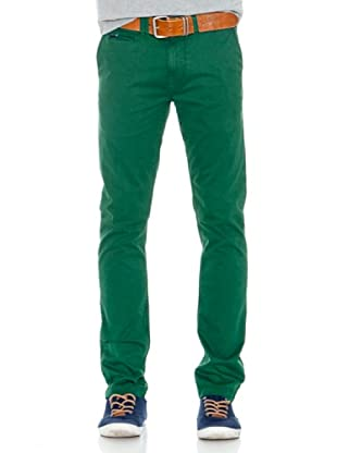 Pepe Jeans London Pantalón Bredon (Verde)