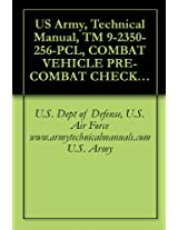 US Army, Technical Manual, TM 9-2350-256-PCL, COMBAT VEHICLE PRE-COMBAT CHECKLIST FOR RECOVERY VEHICLE, FULL TRACKED, MEDIUM M88A1, (NSN 2350-00-122-6826), ... manuals on dvd, military manuals on cd,