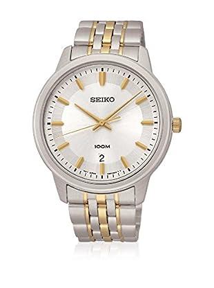 SEIKO Reloj de cuarzo Unisex Unisex SUR033P1 39 mm
