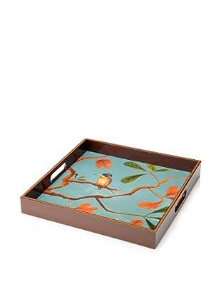 rockflowerpaper Serving Tray (Kingfisher)