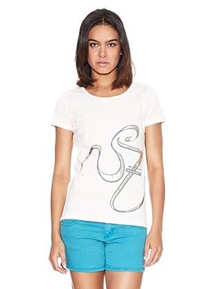 7 Seven LA T-Shirt 142 (Weiß)