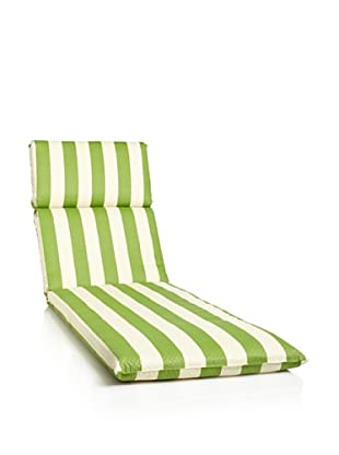 Waverly Sun-n-Shade Solstice Chaise Lounge Cushion (Cactus)