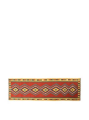 RugSense Alfombra Persian Kashkai Rojo/Multicolor 308 x 75 cm