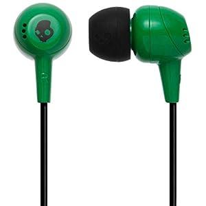 Skullcandy S2DUDZ023 In-Ear Headphone  (Green)