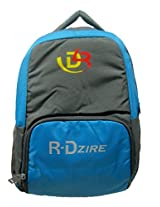 R-Dzire Xeno 5- 16 inch Laptop Backpack - Blue