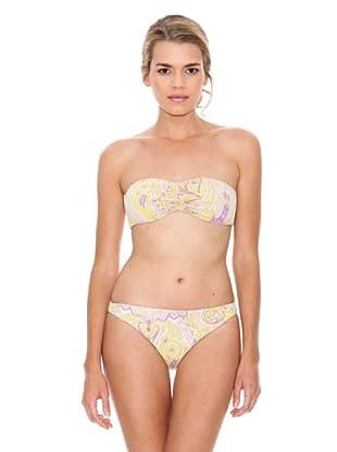 Monoplaza Bikini Bando (Amarillo)
