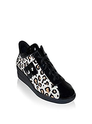 Ruco Line Sneaker Zeppa 200 Africa Maculato S