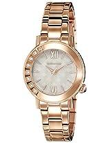 Giordano Analog White Dial Women's Watch - 2753-22