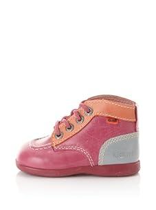 Kickers Kid's Babystar-L Boot (Infant/Toddler) (Fuchsia)