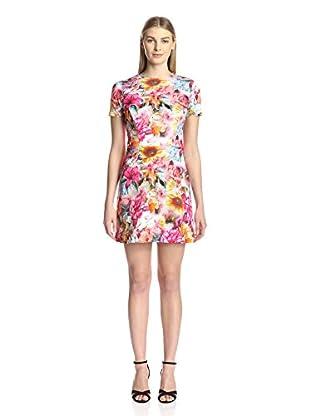 Alexia Admor Women's Scuba Mini Dress