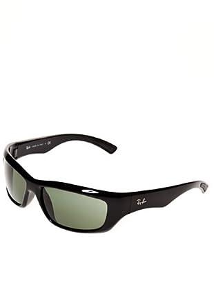 Ray Ban Sonnenbrille Carey 601 schwarz 60