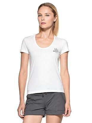 Datch Gym Camiseta Zeus (Blanco)
