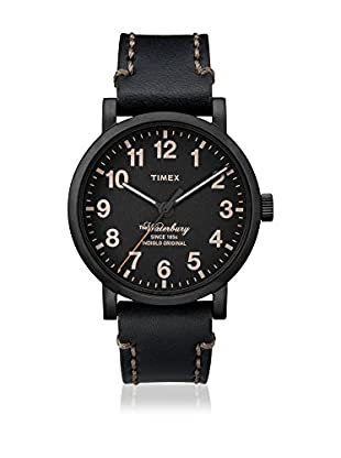 TIMEX Reloj de cuarzo Man The Waterbury Negro 40 mm