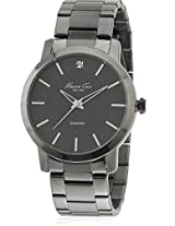 Kenneth Cole Analog Black Dial Men's Watch - IKC9286