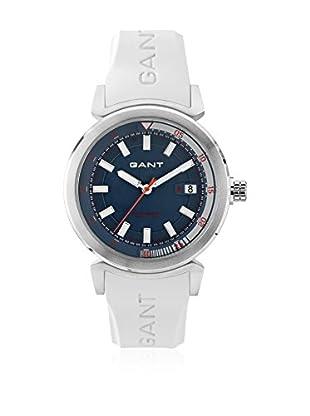 Gant Reloj con movimiento cuarzo japonés Bradley Sport Mid W70364 Blanco 39 mm