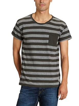 Cottonfield T-Shirt (Grau/Anthrazit)