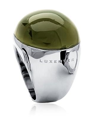 Luxenter 6091367 - Anillo Sikia de plata