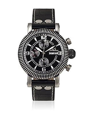 Hindenberg Reloj automático  Negro / Plateado 48 mm
