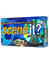 Dvd Board Game Scene It? Movie Trivia Game Movie Clips Test Your Knowledge