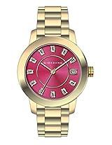 Giordano Analog Pink Dial Women's Watch - 2700-44