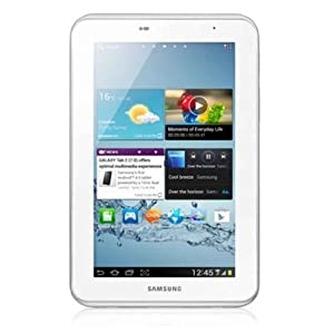 Samsung Galaxy Tab 2 Wifi P3110 (16GB - Titanium Silver)