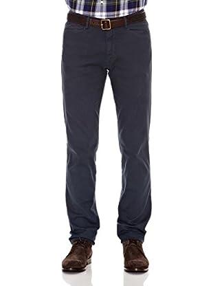 Cortefiel Pantalón Americano (Azul)