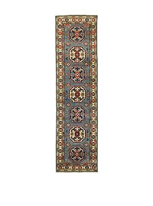 Eden Teppich Uzebekistan Super mehrfarbig 297 x 79 cm