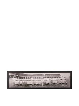 Gargoyles Ltd. Replica Baseball Team Framed Photo