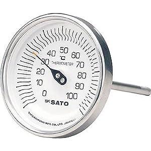 【クリックで詳細表示】佐藤 バイタル温度計BM-T型 BMT90S3(2010-32)