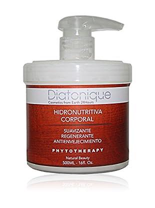 DIATONIQUE Körpercreme Hidronutritiva 500 ml, Preis/100 ml: 2.79 EUR