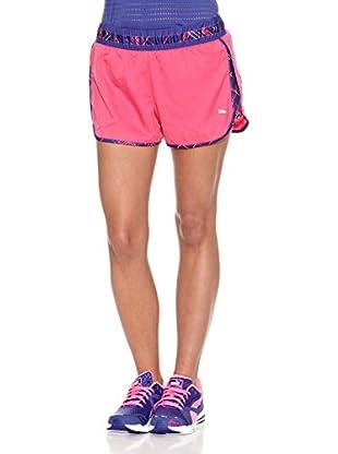 Puma Short Gym Woven (Fucsia)