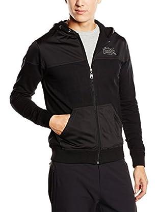 Lonsdale Men Hooded Tricot Jacket Great Mongeham