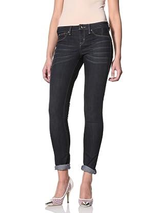 SOLD Denim Women's Spring Street Skinny Jean (Dark Denim)