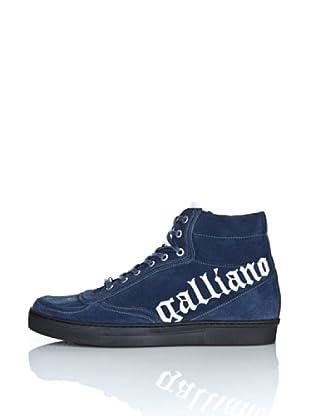 Galliano Zapatillas Trapani (Azul)