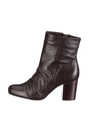 Buffalo London 20552-875 TUMBLED CALF 122057 - Botas de cuero para mujer (Marrón)