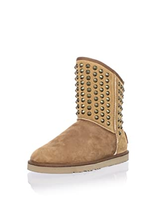 Australia Luxe Collective Women's Pistol Short Sheepskin Boot (Chestnut)