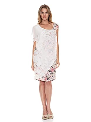 Monoplaza Vestido Marco (Blanco)