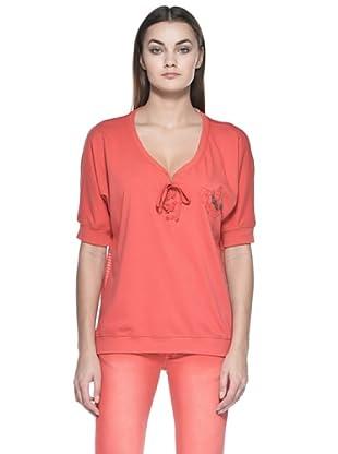 Zu Element Camiseta Lovestruck (Coral)