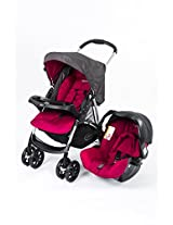 Graco Candy Rock Travel System (Red)