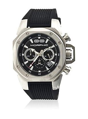 Morphic Reloj con movimiento cuarzo japonés Mph3501 Negro 44  mm