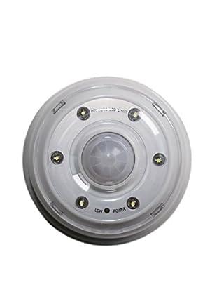 Lo+deModa LED-Licht mit Bewegungsmelder weiß one size