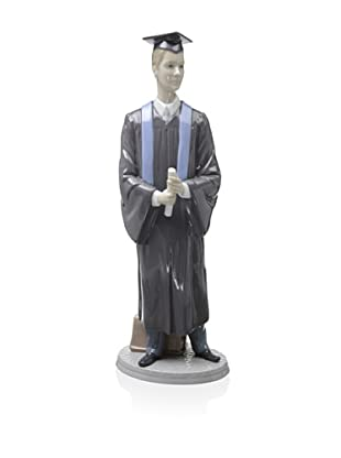 Lladró His Commencement Porcelain Figurine