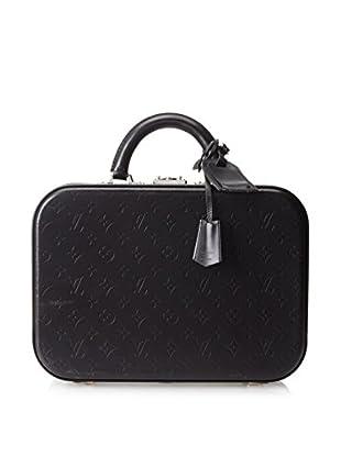 Louis Vuitton 2002 Limited Edition Valisette Suitcase, Black