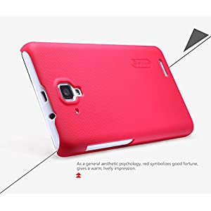 Armor Frosted Back Case For Lenovo A536 (Red)