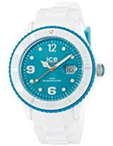 Ice Watch Ice-Watch Si.Wt.B.S.12 Mens Ice-White Turquoise Watch - Si.Wt.B.S.11